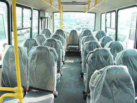 Забытая в салоне сумка подвела водителя автобуса под статью