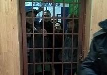 Задержанных в Москве сторонников дальнобойщиков оставят в полиции до утра