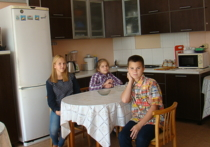 Один день из жизни воспитанников детского дома № 4 города Владивостока
