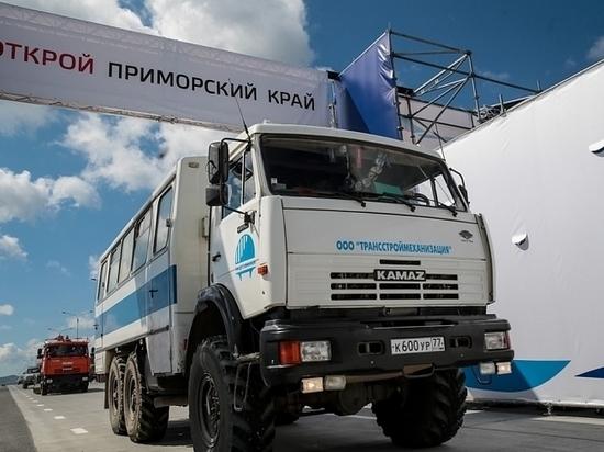 Китайский концерн желает участвовать встроительстве дорог в РФ