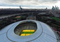 Завершается реконструкция главной арены Чемпионата мира по футболу-2018