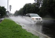 Дожди изменили карту столицы: из-за подтоплений образовался Хохловский пруд