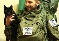 Мурманчанин и его любимец  едут до Владивостока автостопом