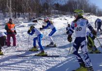 В Арсеньеве прошел открытый чемпионат Приморского края по горнолыжному спорту
