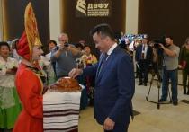 Конгресс народов Приморского края прошел в ДВФУ