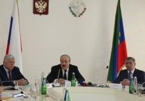 Заседание Совета глав муниципальных районов и городских округов РД